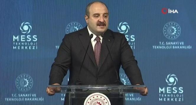 Bakan Varank: 'MESS Teknoloji Merkezi ile ülkemiz, dünyanın en büyük dijital dönüşüm ve yetkinlik gelişim merkezi'
