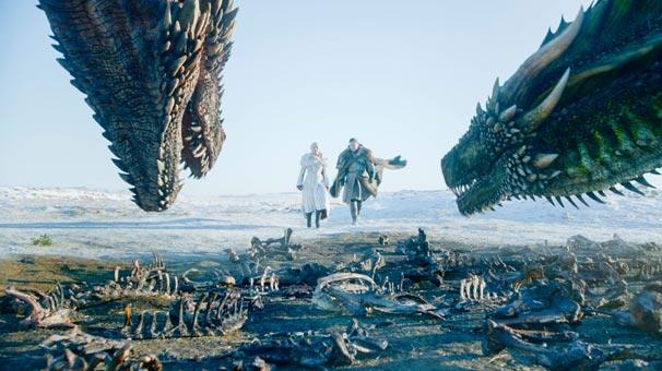 Resmen açıklandı! Game of Thrones 32 dalda aday oldu