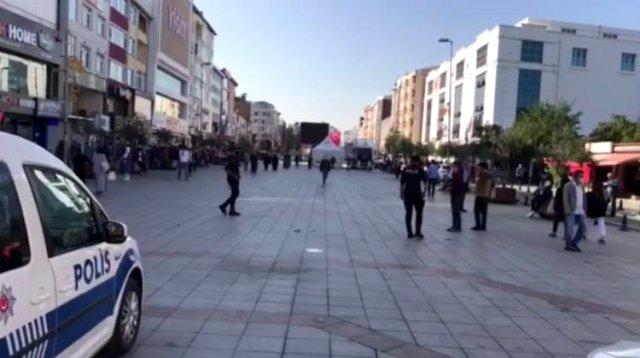 SULTANBEYLİ'DE ANONSLU UYARI