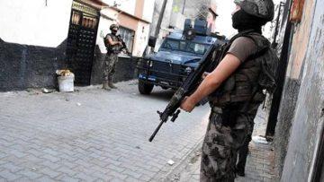 EYLEM HAZIRLIĞINDA OLAN PKK'LI 4 TERÖRİST YAKALANDI