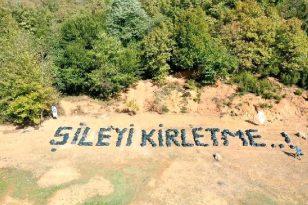 """""""ŞİLE'Yİ KİRLETME"""""""