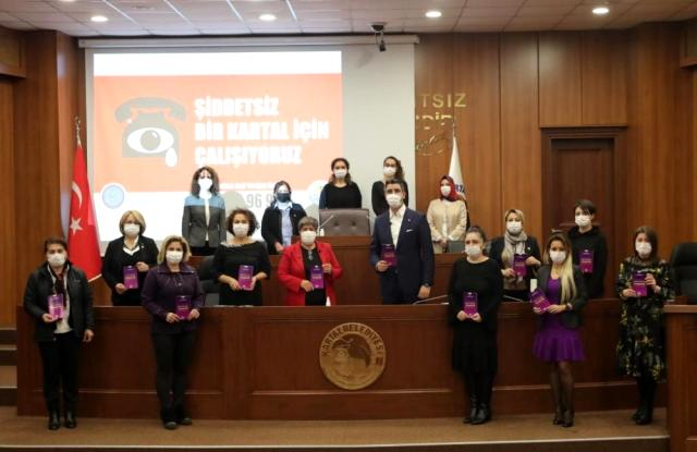 KADINA KARŞI ŞİDDETLE MÜCADELE PROTOKOLÜ KARTAL'DA İMZALANDI