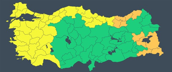 İSTANBUL'A KAR GELİYOR!