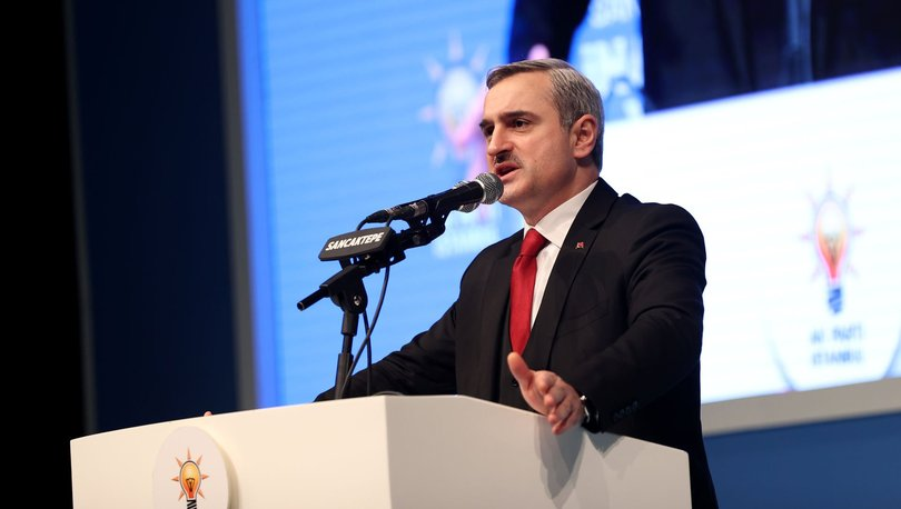 AKP İSTANBUL İL BAŞKANI DEĞİŞİYOR!