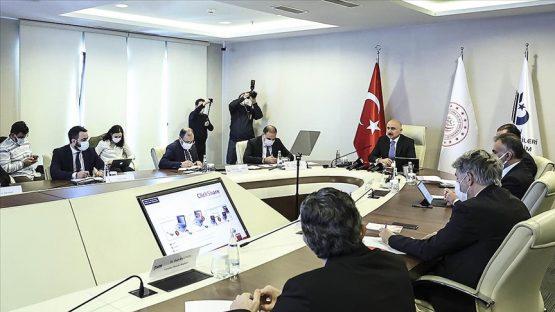 """""""5G SİSTEMİNE YERLİ VE MİLLİ İMKANLARLA GEÇECEĞİZ"""""""