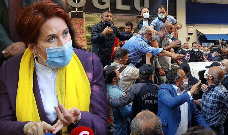 AKŞENER'E RİZE'DE PROTESTO