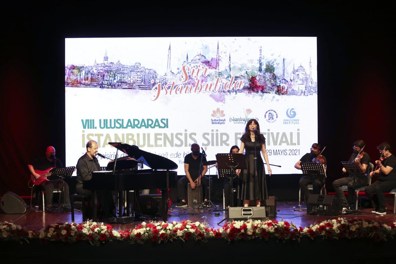 'BİZİM YUNUS'UN' ANISINA İSTANBULENSİS ŞİİR FESTİVALİ