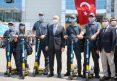 PTT'DE ELEKTRİKLİ SKUTER DÖNEMİ