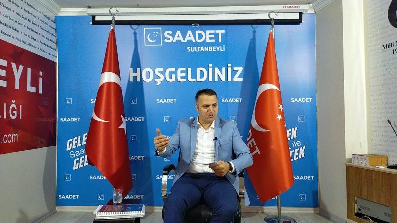 """BU İSRAFLARI TERK EDİN"""