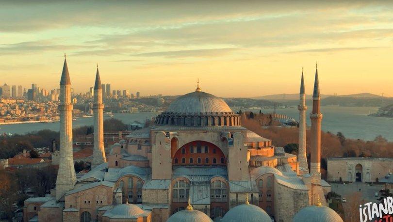 BAKANLIKTAN DİKKAT ÇEKEN 'İSTANBUL' TANITIM FİLMİ!