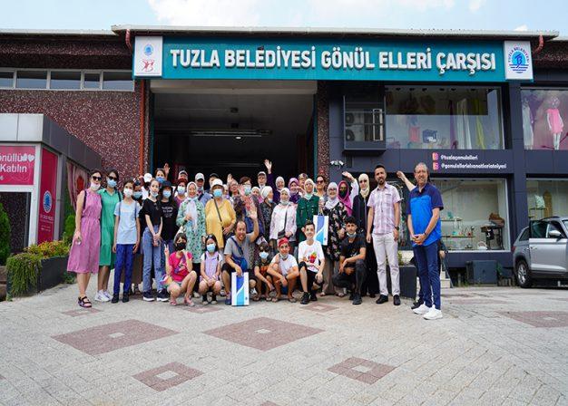 TUZLA'DA KÜLTÜR RÜZGARI ESİYOR