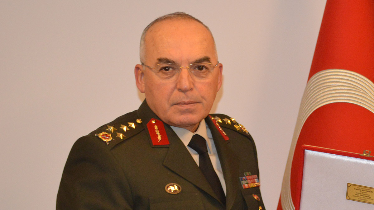 KARA KUVVETLERİ KOMUTANLIĞI'NA ORGENERAL MUSA AVSEVER GETİRİLDİ