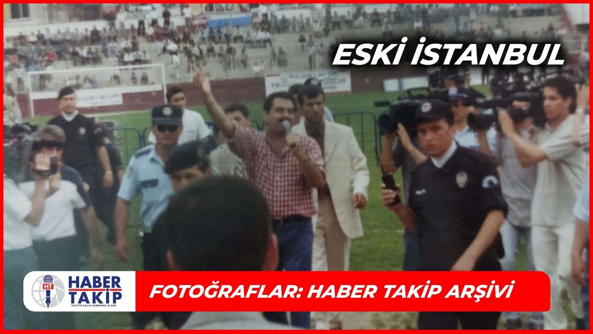 Haber Takip Arşivinden Eski İstanbul #nostalji