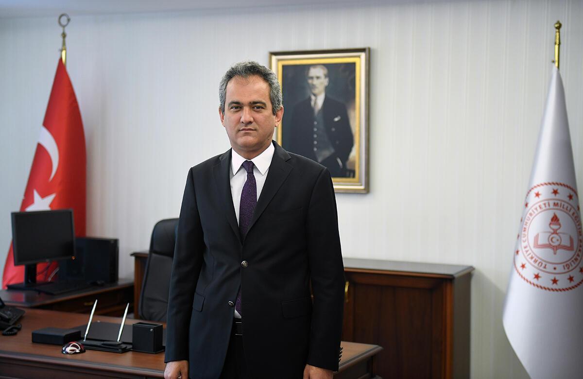 MİLLİ EĞİTİM BAKANI MAHMUT ÖZER'E İSTİFA ÇAĞRISI