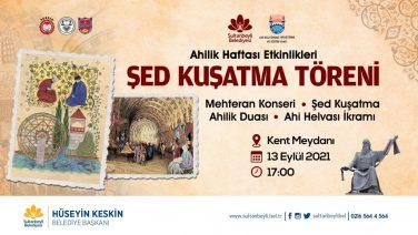 SULTANBEYLİ'DEAHİLİK TÖRENİ VAR!