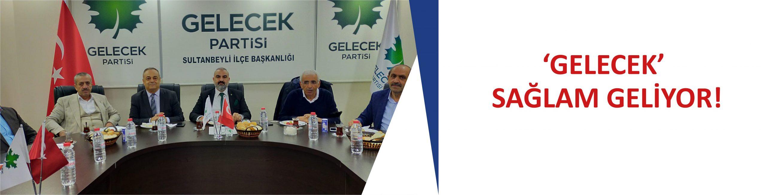 'GELECEK' SAĞLAM GELİYOR!